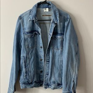 H&M Denim Blue Jacket